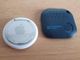 bluetooth-finder: das smartphone als sachensucher