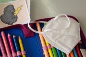 Infektionsschutz: Bundesweite FFP2-Maskenpflicht für Kinder könnte entfallen