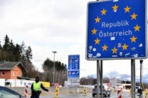 pünktlich zur reisesaison: Österreich erlaubt einreise aus deutschland ohne quarantäne