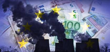 Europas Grüne planen EU-Schulden für den Klimaschutz