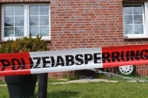 Kriminalität: Mutter und Sohn in Kleinstadt getötet: Tochter vermisst