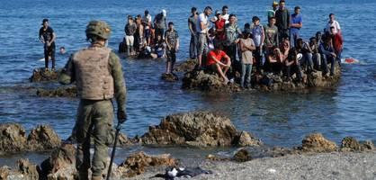 """""""Migration als Waffe in einem diplomatischen Konflikt"""""""