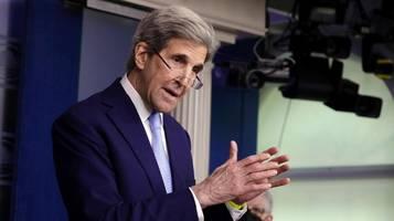 Trump vergessen machen: John Kerry auf Klima-Versöhnungstour in Deutschland