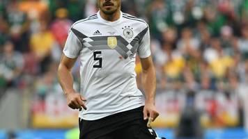 Bericht: Hummels kehrt für EM in Nationalmannschaft zurück