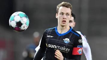 2. Bundesliga: HSV holt Paderborn-Kapitän Sebastian Schonlau
