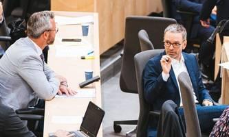 Kickl will bei Neuwahlen FPÖ-Spitzenkandidat werden