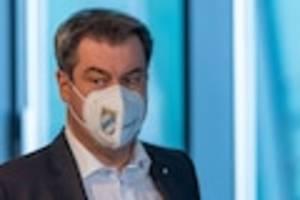 Corona-Debatte im Ticker-Protokoll - Corona-Lockerungen, Hochschulreform: Söder gibt nach Kabinettssitzung Pressekonferenz