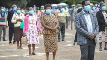 Die Pandemie trifft Afrikas Wirtschaft hart