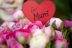 Datum und Bedeutung: Wann ist Muttertag?