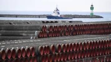 Bericht: Biden-Regierung will neue Nord Stream 2-Sanktionen aussetzen
