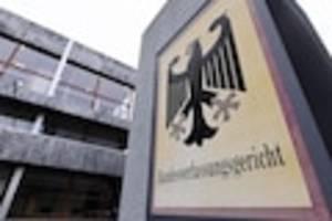 Klage gegen Lockdown und Kontaktbeschränkungen - Verfassungsgericht lehnt weitere Eilanträge gegen Corona-Notbremse ab