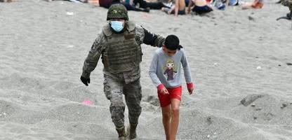 spanien: die verzweifelten kinder von ceuta