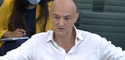 großbritannien: dominic cummings prangert inkompetenz von ministern in covidkrise an
