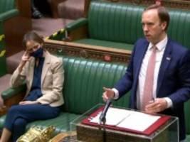 corona: britische regierung verteidigt ihr krisenmanagement
