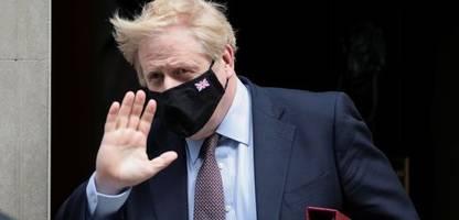 großbritannien: boris johnson weist vorwürfe von dominic cummings zurück
