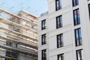Anstrag stellen: Steuervorteil für Bau neuer Mietwohnungen läuft bald aus