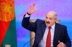 Diktatur : Belarus: Ausreisen wird für Bürger beinahe unmöglich