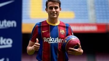 primera división: garcía kehrt von manchester city zum fc barcelona zurück