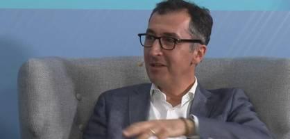Cem Özdemir sieht sich als Kind der sozialen Marktwirtschaft
