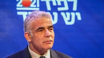 israel: lapid bildet koalition - Ära netanjahu vorerst beendet