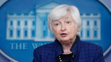 us-vorschlag: globale mindeststeuer für großkonzerne dürfte treffen der g7-finanzminister dominieren