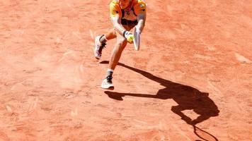 grand slam in paris - french open: deutsches tennis-trio will in runde drei