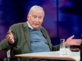 Maybrit Illner: Gauland bleibt Gauland