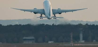 kurzstreckenflüge: jeder zweite flug in deutschland geht über weniger als 1000 kilometer