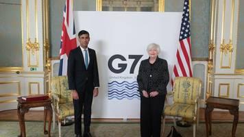 Tech-Unternehmen: G7-Finanzminister besprechen Digitalsteuer – BDI warnt vor europäischem Sonderweg