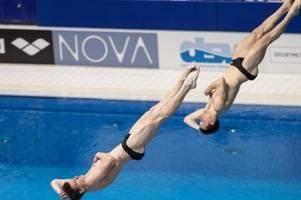Europameister Hausding mit Schreckmoment im Kampf um Olympia