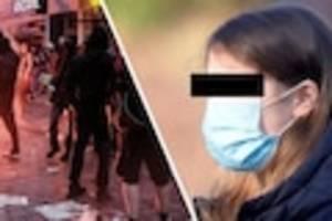 """Warnung vor neuer Eskalation - Terror von links: Der gewaltsame Kampf von """"Kommandoführerin"""" Lina E. und ihrer Szene"""