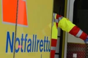 Unfälle: Segelflugzeug beim Start verunglückt: Zwei Schwerverletzte