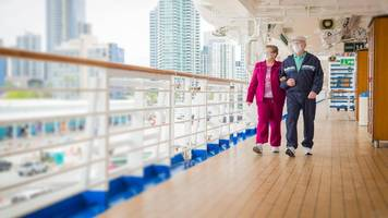 Kreuzfahrtsaison startet wieder: So sicher ist der Urlaub auf dem Schiff jetzt