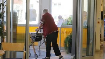 langsame entspannung in den sächsischen pflegeheimen