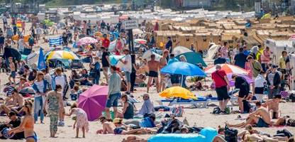 Corona-News am Sonntag: Sieben-Tage-Inzidenz sinkt auf unter 25