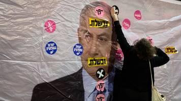 furcht vor eskalation - vor machtübergabe in israel: warnung vor blutvergießen