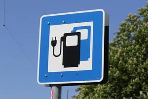 Wie E-Autos im Wohnpark ihren Tank füllen