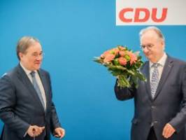 CDU als Bollwerk gegen AfD: Laschet setzt für Herbst auf Haseloff-Effekt