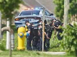 durch hass motivierte tat: mann tötet mit pickup vier muslime