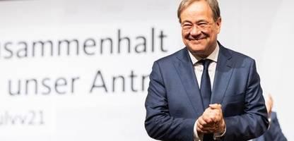 CDU-Sieg in Sachsen-Anhalt: Wahlgeschenk für Armin Laschet