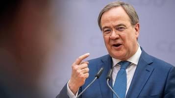 Laschet: Die CDU ist das Bollwerk gegen Extremismus