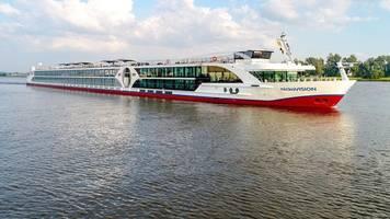 Leinen los auch wieder bei Flusskreuzfahrtschiffen