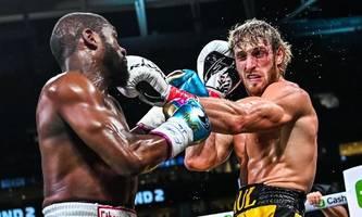 youtube-star gegen box-legende: showkampf mit zwei siegern