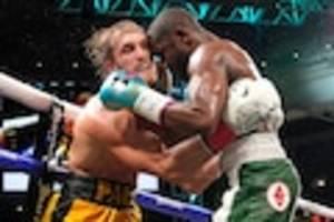 """boxkampf - """"war besser, als ich dachte"""" kein sieger zwischen mayweather und youtube-star paul"""