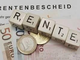 Höheres Renteneintrittsalter: Rente mit 68? Diese Jahrgänge wären betroffen