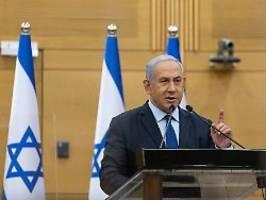 Neue Regierung in Israel: Ära Netanjahu soll am Sonntag enden
