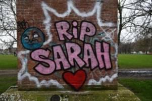 Sexuelle Gewalt: Fall Sarah Everard: Verdächtiger Polizist gesteht