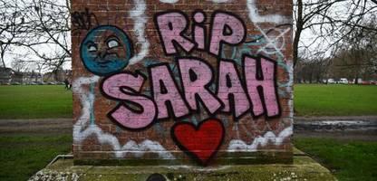 Fall Sarah Everard in London: Polizist gesteht Entführung und Vergewaltigung