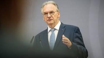 Sachsen-Anhalt: Fraktionen treffen sich zu Sondierungsgesprächen im Landtag