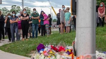 kanada: trudeau spricht nach auto-attacke auf muslime von terror